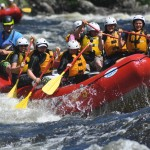 Acadia Bar Harbor Rafting