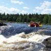 Overnight Rafting Seboomook