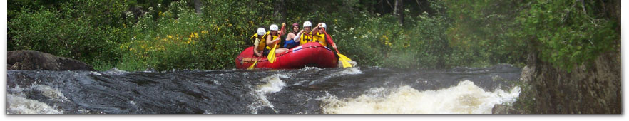 Whitewater Overnight Trips