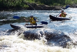 Kayaking Trips Maine