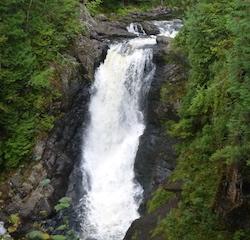 Moxie Falls Maine