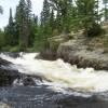 The Slide Canada Falls