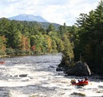 River Rafting in Maine