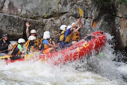 Penobscot Whitewater Rafting