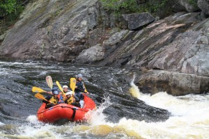 Penobscot River training
