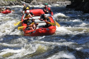 Kennebec River training
