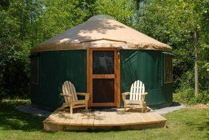 yurts-glamping