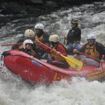 Rafting in Maine