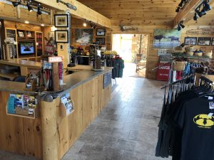 northeast whitewater gift shop