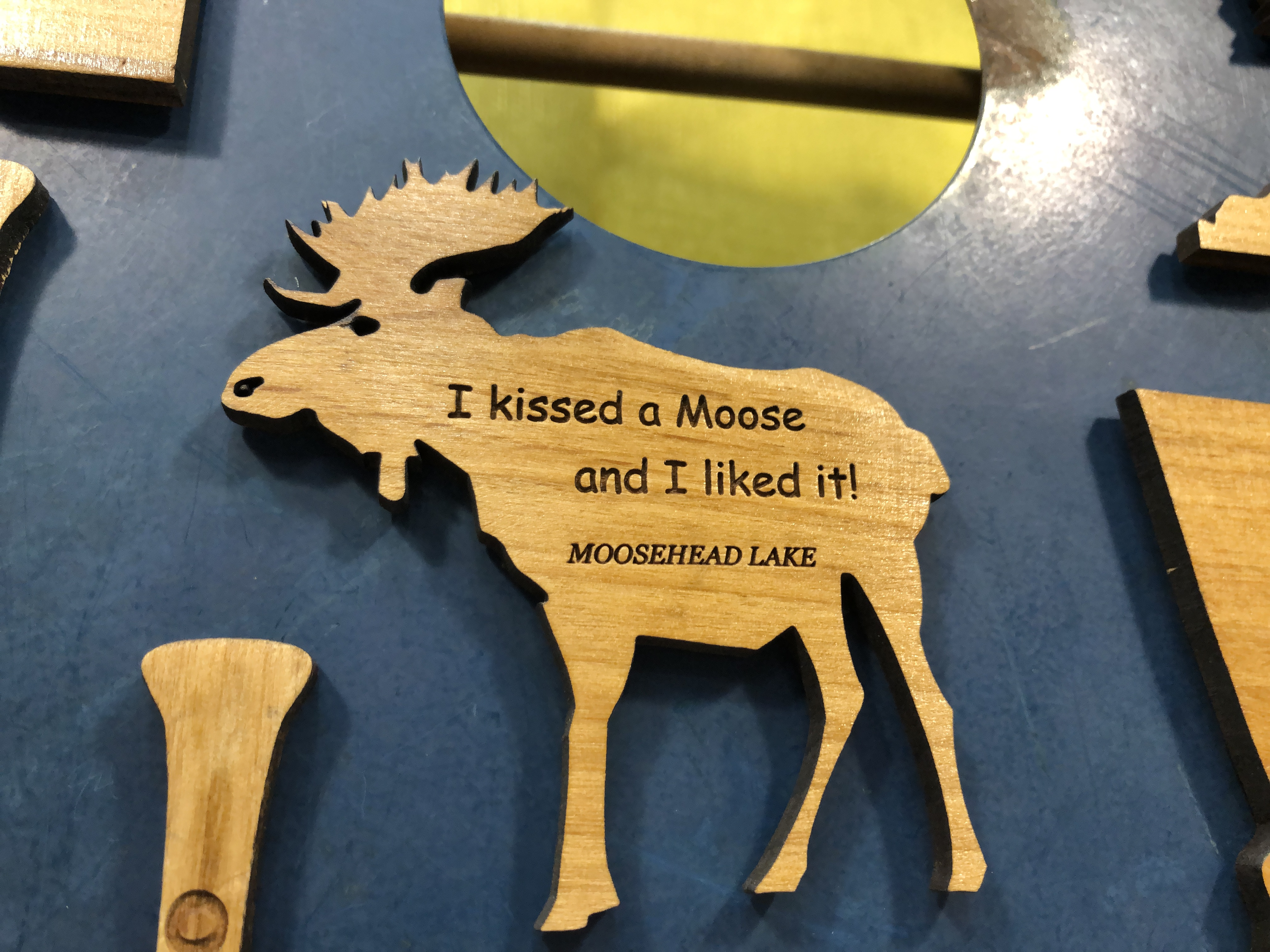 Northeast Whitewater Gift Shop - Moose