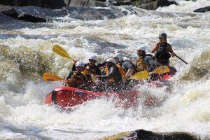 Penebscot Acadia Rafting