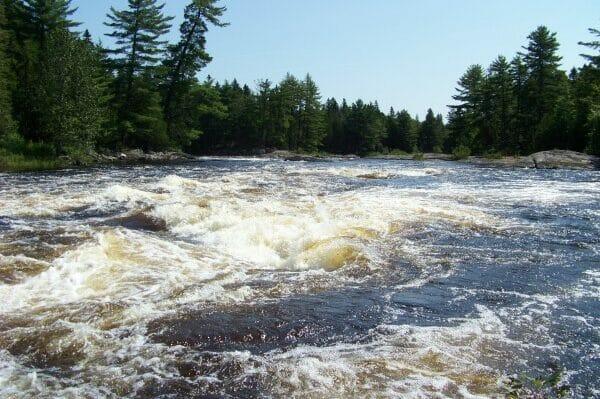 The Seboomook River