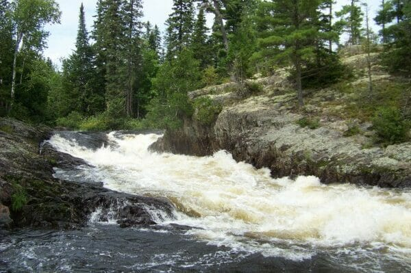 Choppy River